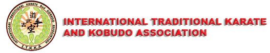 INTERNATIONAL TRADITIONAL KARATE AND KOBUDO ASSOCIATION – Home Page